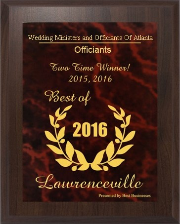 elope wed marry atl ga minister officiant chapels license justiceofpeace gwinnet