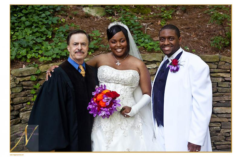 weddings atlanta minister elope chapel bridal justiceof peace marry groom ga vow